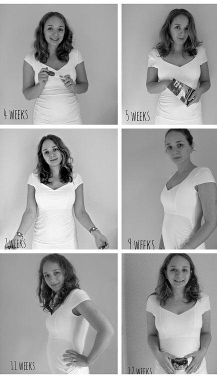 سه ماه اول بارداری: چه چیزی های در انتظار شماست؟