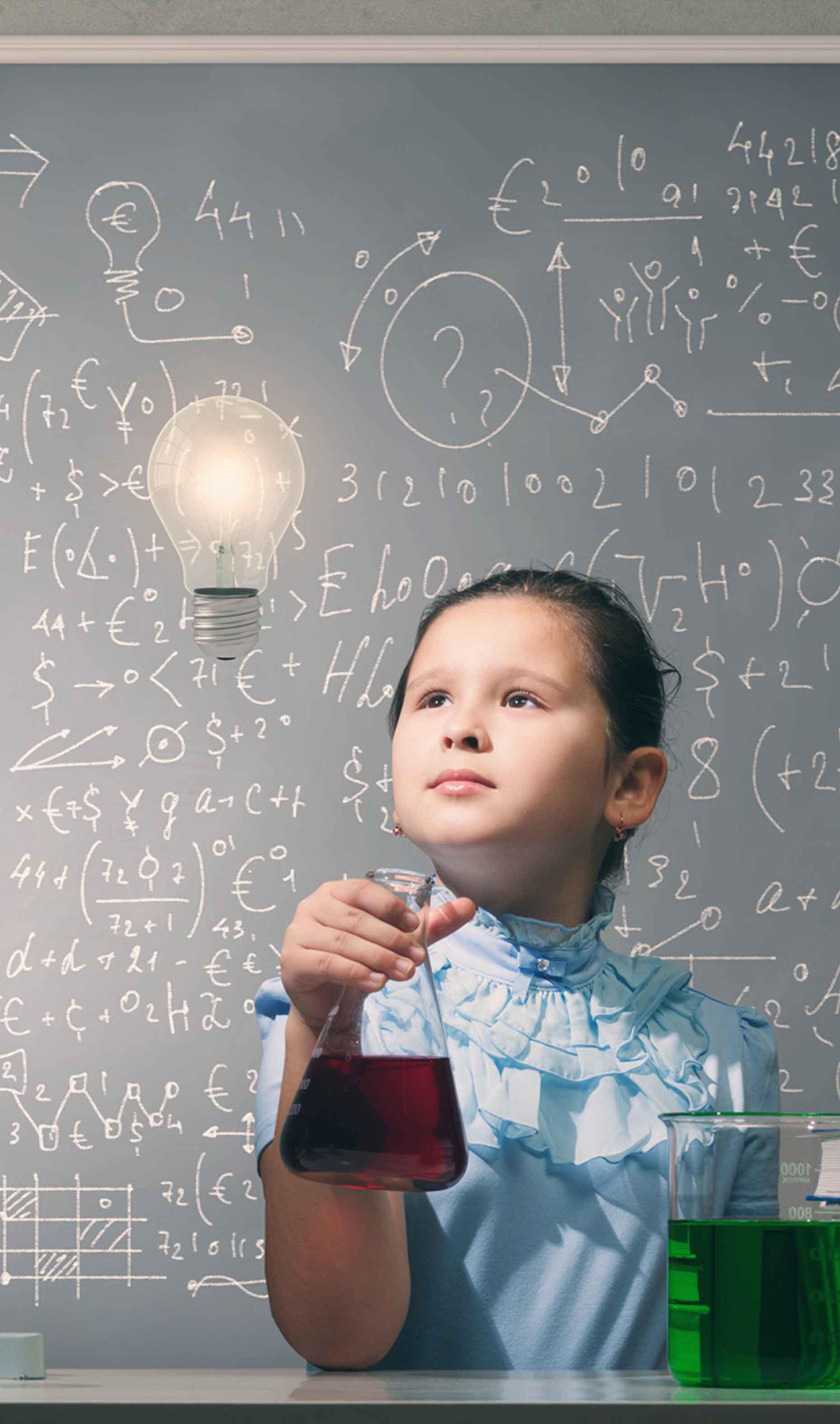 راه های پرورش ذهن علمی در کودک