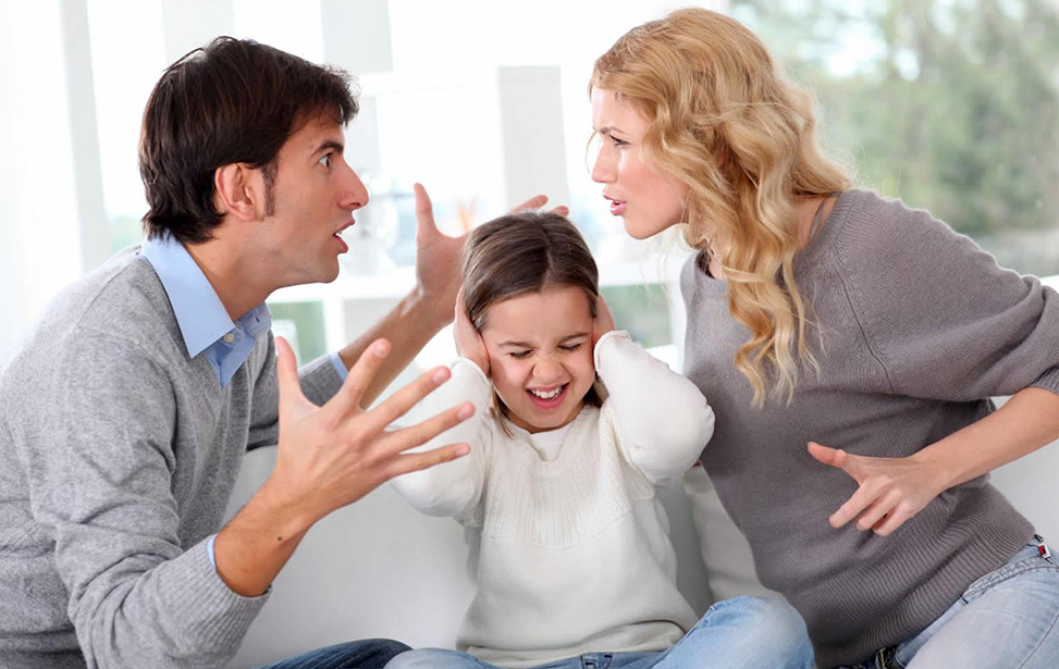 اهمیت حل تعارضات خانوادگی در تربیت