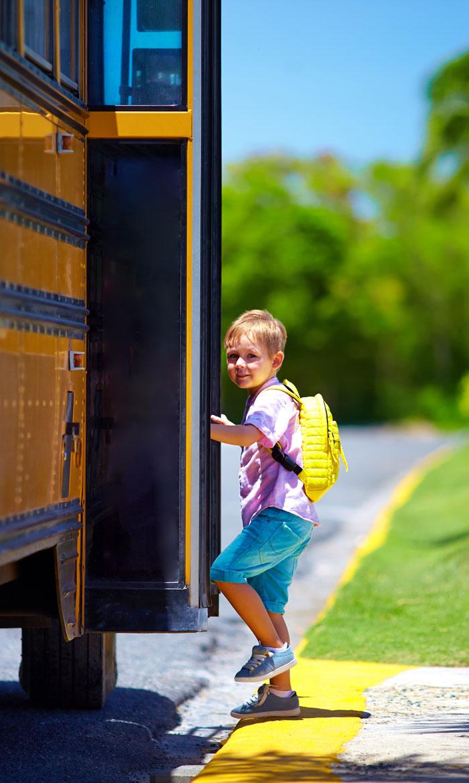 آمادگی برای ورود به مدرسه