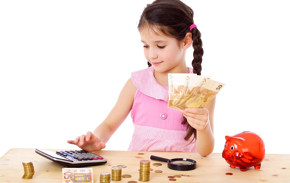 آموزش مسائل مالی به کودک