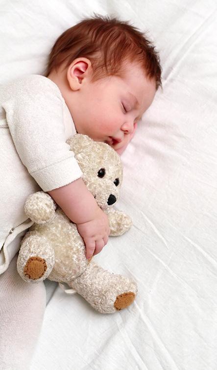 دلایل اصلی نخوابیدن کودک