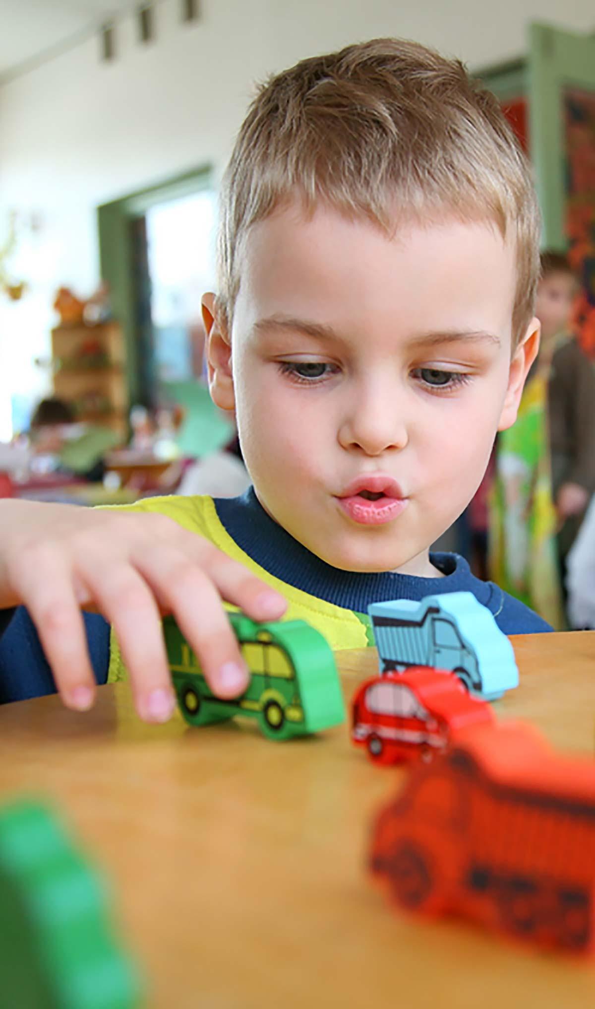 اسباب بازی و رشد کودک
