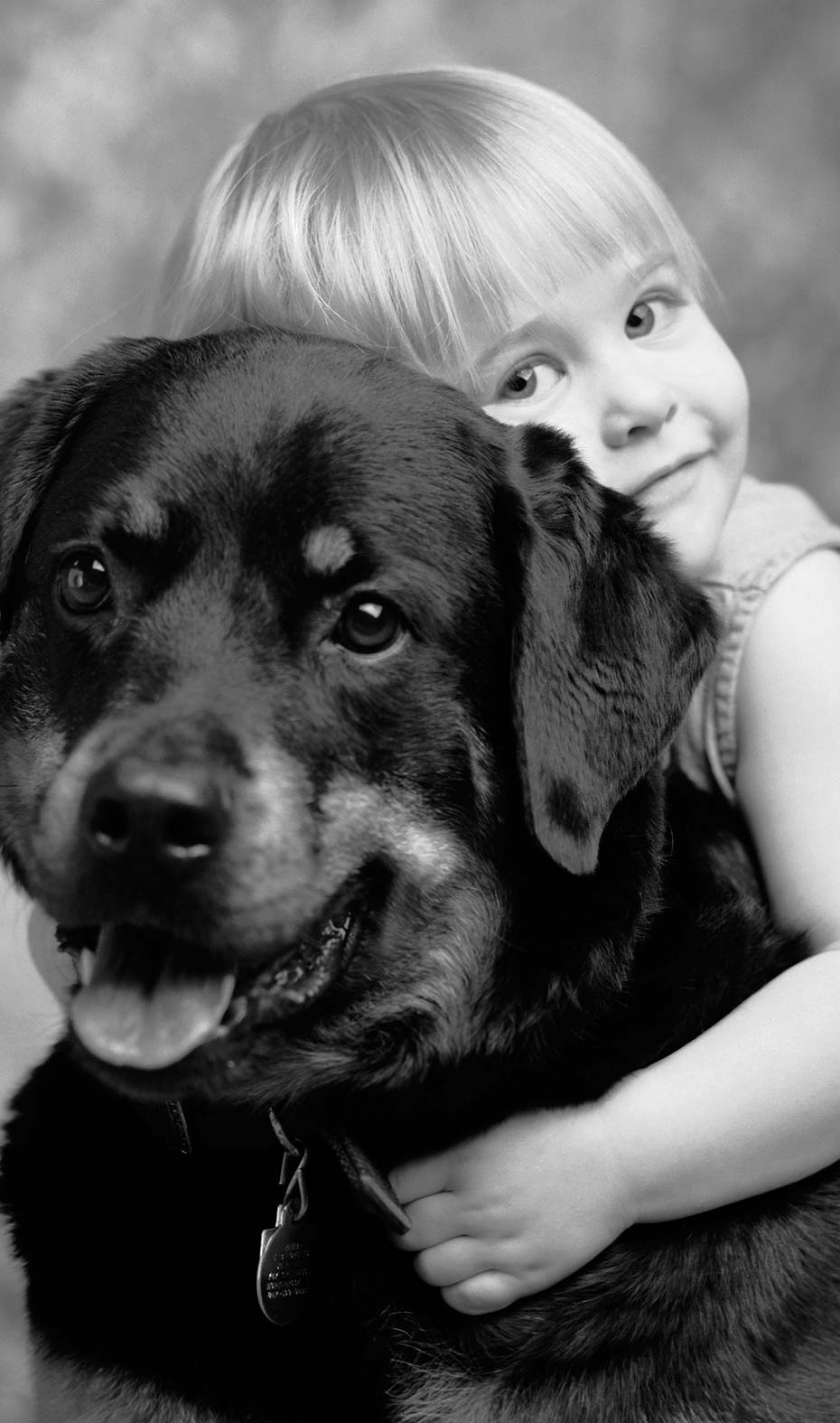 کودک و حیوان خانگی