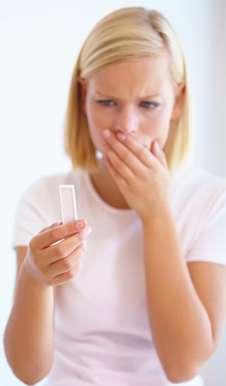 بارداری ناخواسته با IUD