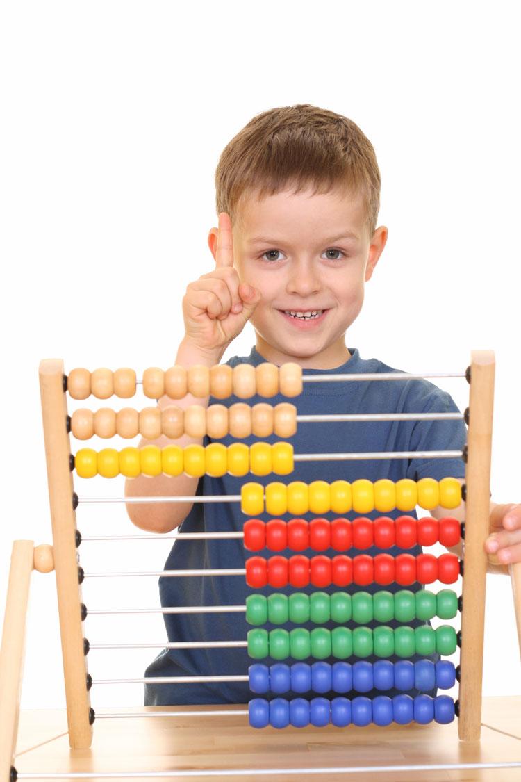 کمک به کودک برای موفقیت در ریاضی