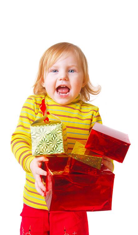 هدیه ای رایگان برای کودک!