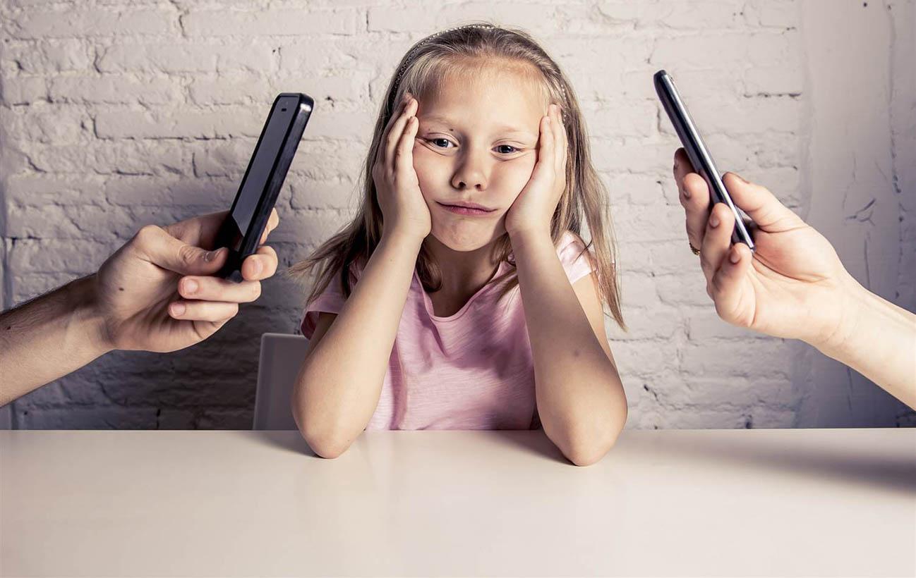 تربیت سالم بدون موبایل و تبلت