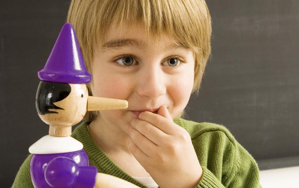 دروغ گویی در سنین مختلف کودکان علل و ریشه ها
