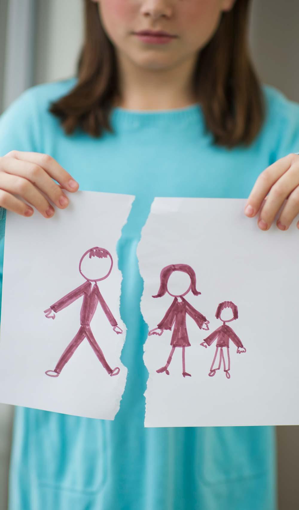 کودکان و طلاق: کمک به کودکان پس از جدایی