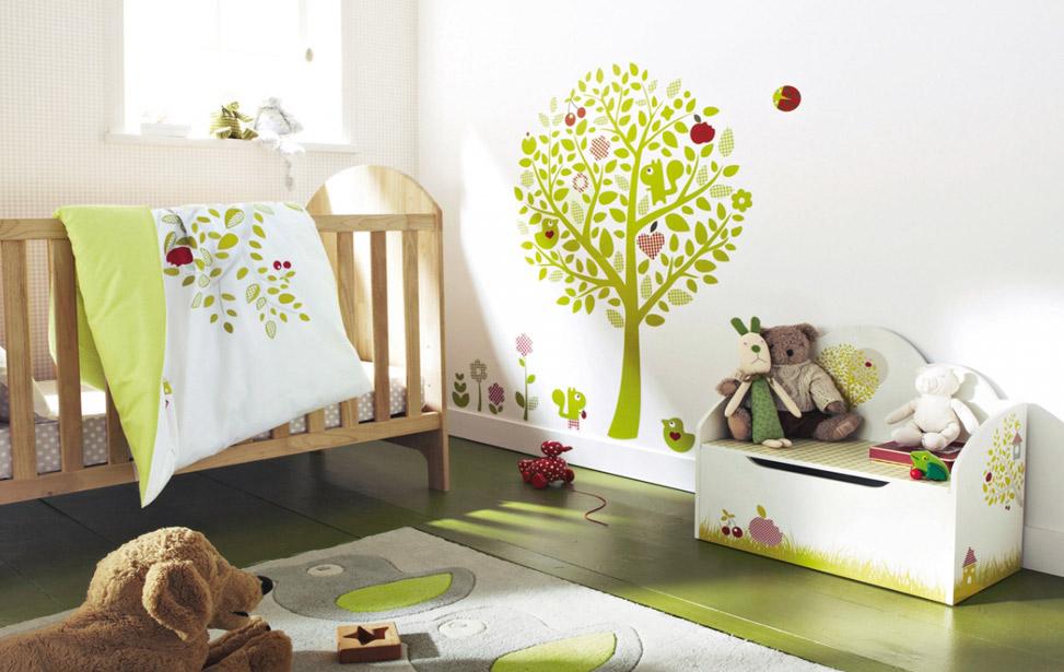 طراحی اتاق کودک و بازی خواب