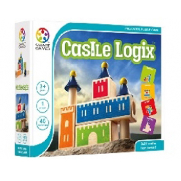 thumb بازی فکری کسل لاجیک (Castle Logix)