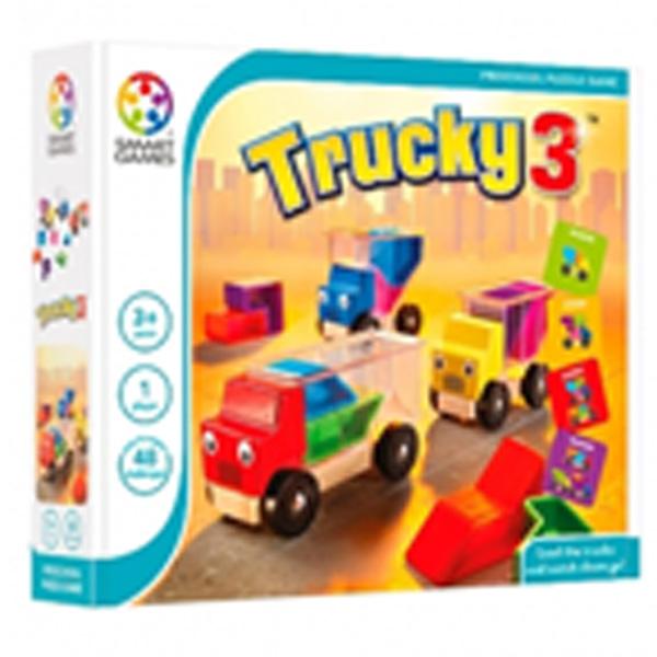thumb بازی فکری تراکی 3 (Trucky 3)