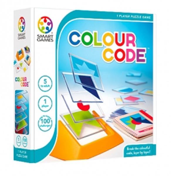 thumb بازی فکری کالر کد (Color Code)